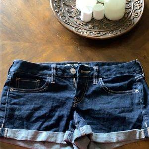Express size 2 Jean shorts